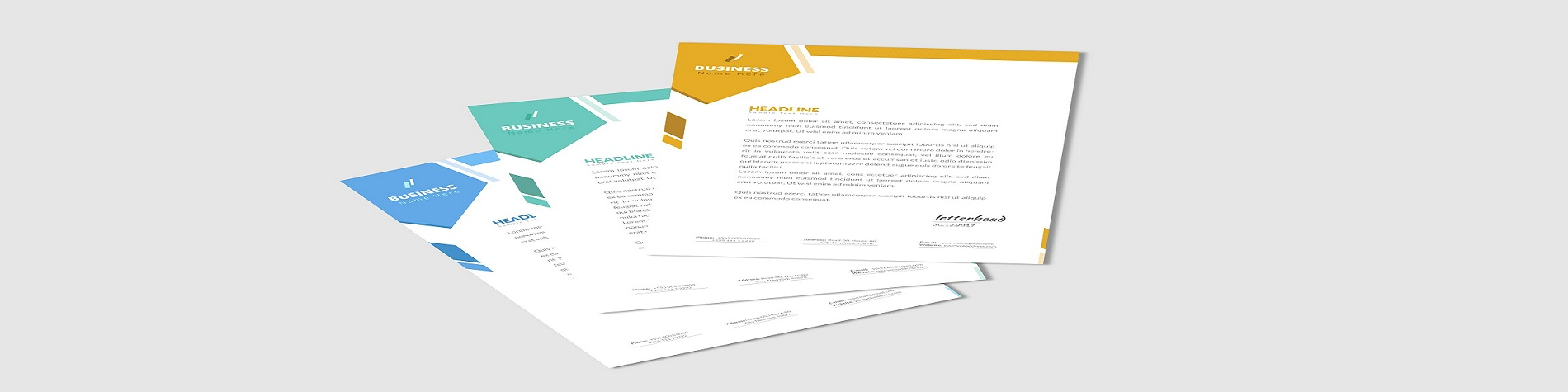 Find the Best Letterhead Printing Services