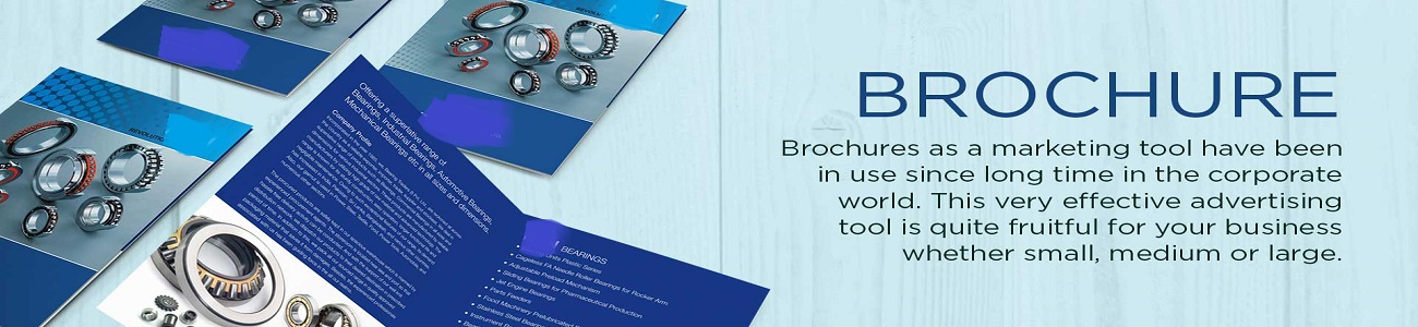 Why should you Hire a Trusted Brochure Printing Service Provider?
